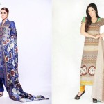Barkha and Batik Lawn Collection 2012 by Moon Textile 4