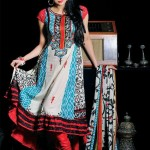 Dawood Aalishan Lawn Krinckle for Summer - Catalouge 10