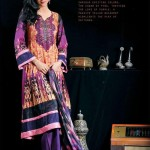 Dawood Aalishan Lawn Krinckle for Summer - Catalouge 16