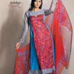 Dawood Aalishan Lawn Krinckle for Summer - Catalouge 17