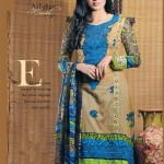 Dawood Aalishan Lawn Krinckle for Summer - Catalouge 2