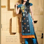 Dawood Aalishan Lawn Krinckle for Summer - Catalouge 4