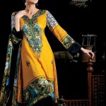Dawood Aalishan Lawn Krinckle for Summer - Catalouge 6