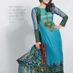 Dawood Aalishan Lawn Krinckle for Summer - Catalouge 8
