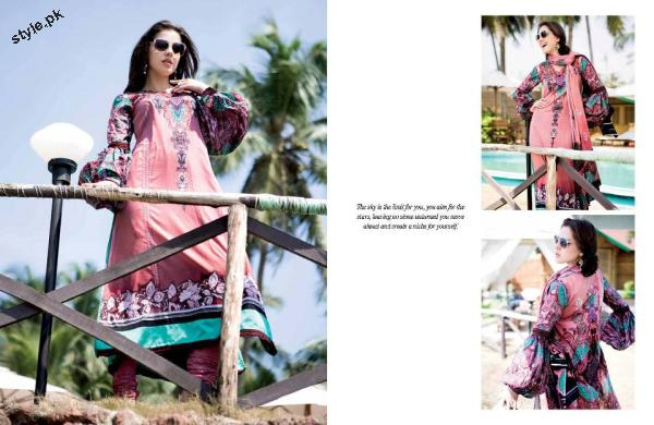 Five Star Textiles Summer Lawn 2012 – Complete Collection 10