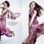 Five Star Textiles Summer Lawn 2012 - Complete Collection 18