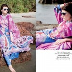 Five Star Textiles Summer Lawn 2012 - Complete Collection 4