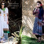 Five Star Textiles Summer Lawn 2012 - Complete Collection 7