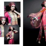 Five Star Vogue Silk Embroidered Lawn For Summer 2012-001