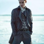 Giorgio Armani SpringSummer 2012 Collection for Men 1
