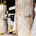Hira Lari By Afroz Textiles Latest Summer Collection 2012-003