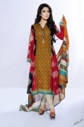 Ittehad Lawn Collection 2012 for Summer by House of Ittehad 3