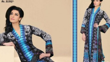 K.Eashe Exclusive Lawn Prints for SpringSummer 2012 1