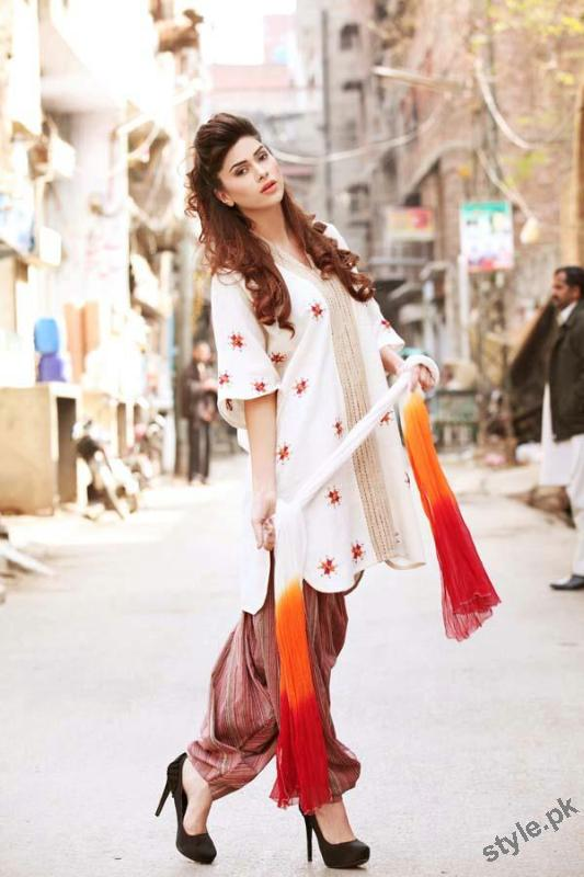 Kapray Vaghera Springsummer Collection 2012 for Girls 5 designer dresses