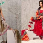 Latest Al-Zohaib Textiles Summer Collection For Women 2012-006
