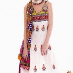 Latest Block Prints Collection For summer 2012 By Shirin Hassan-004