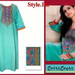 Latest Casual Wear Collection for Summer by Crisscross 2012-006