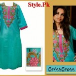 Latest Crisscross Spring Summer Collection 2012-007