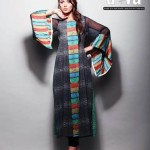 Latest Digital Diva By Needlez by Shalimar Summer Dresses 2012-009