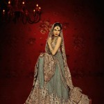 Latest Fashion Bridal Collection 2012 by Lajwanti