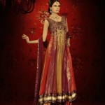 Latest Fashion Bridal Collection 2012 by Lajwanti 3