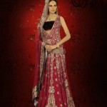 Latest Fashion Bridal Collection 2012 by Lajwanti 4