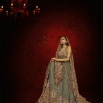 Latest Fashion Bridal Collection 2012 by Lajwanti 5