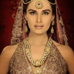 Latest Fashion Bridal Collection 2012 by Lajwanti 6