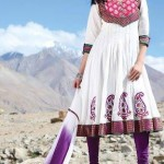 Latest Fashion Party Wear Dress 2012 for Women 12