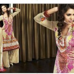 Latest Fashion Party Wear Dress 2012 for Women 14