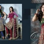 Latest Fashion Party Wear Dress 2012 for Women 15