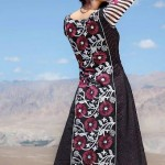 Latest Fashion Party Wear Dress 2012 for Women 16