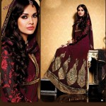 Latest Fashion Party Wear Dress 2012 for Women 17