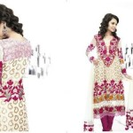 Latest Fashion Party Wear Dress 2012 for Women 18