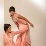 Latest Fashion Party Wear Dress 2012 for Women 2