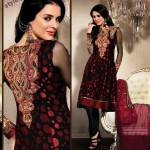 Latest Fashion Party Wear Dress 2012 for Women 21