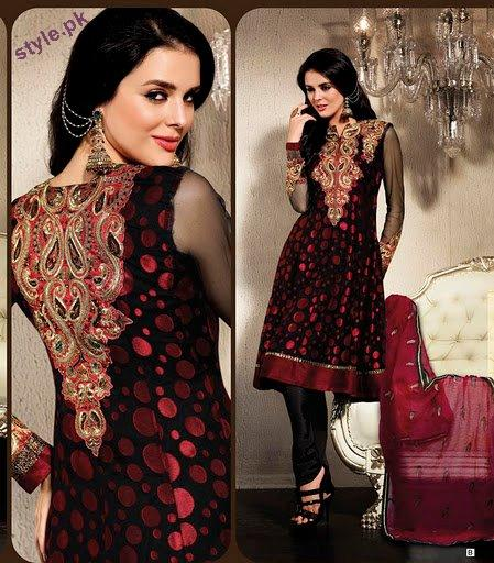 Latest Fashion Party Wear Dress 2012 for Women 21 designer dresses bridal dresses