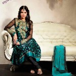 Latest Fashion Party Wear Dress 2012 for Women 22