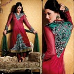 Latest Fashion Party Wear Dress 2012 for Women 23