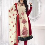 Latest Fashion Party Wear Dress 2012 for Women 3