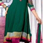 Latest Fashion Party Wear Dress 2012 for Women 6