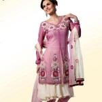 Latest Fashion Party Wear Dress 2012 for Women 7