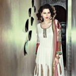 Latest Fashion Party Wear Dress 2012 for Women 8
