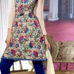 Latest Fashion Party Wear Dress 2012 for Women 9
