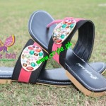 Latest Foot Wears By Purple Patch For Women 2012-010