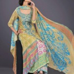 Latest HSY Lawn Prints 2012 Complete Collection 14 150x150 hsy designer