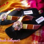Latest Handmade Kolhapuri Slippers By Barsam Collection 2012-003