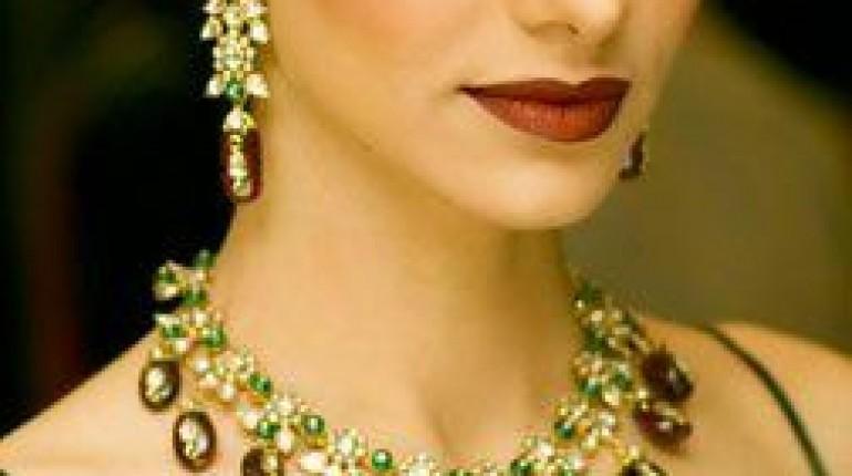 Latest Jewellery Shoot By Damas