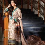 Latest Lawn Collection For Summer 2012 By Grace Fabrics-012
