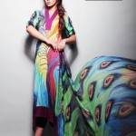 Latest Lawn Collection For Summer By Digital Diva 2012-006